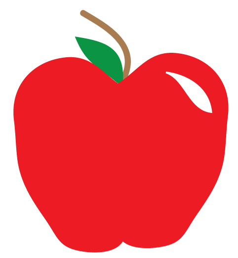 clipart picture of apple - photo #21