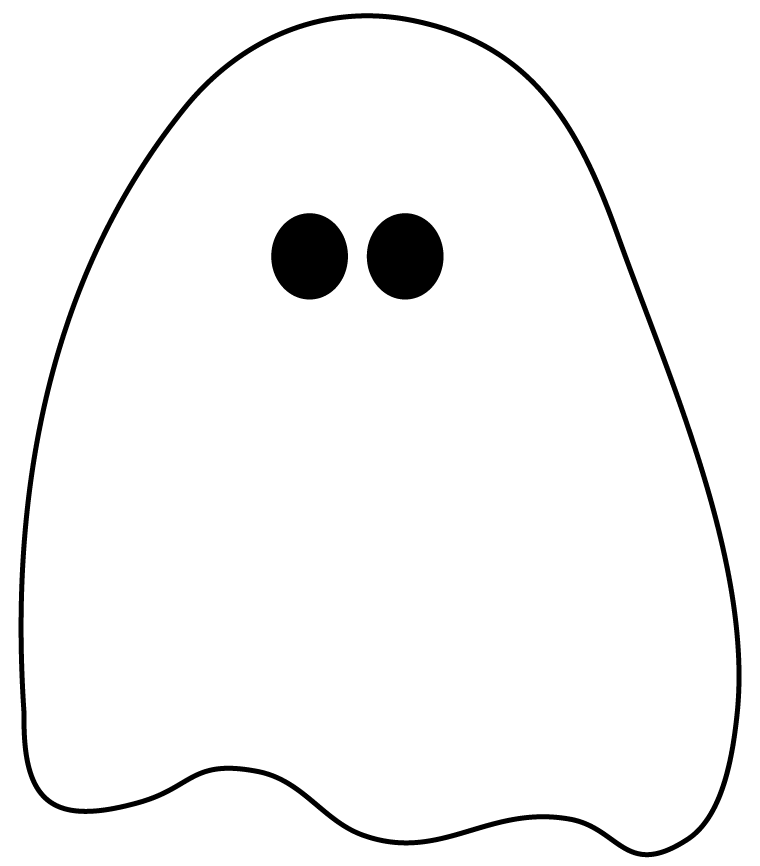 Free Ghost Clip Art And Printable Booed Signs Just For You