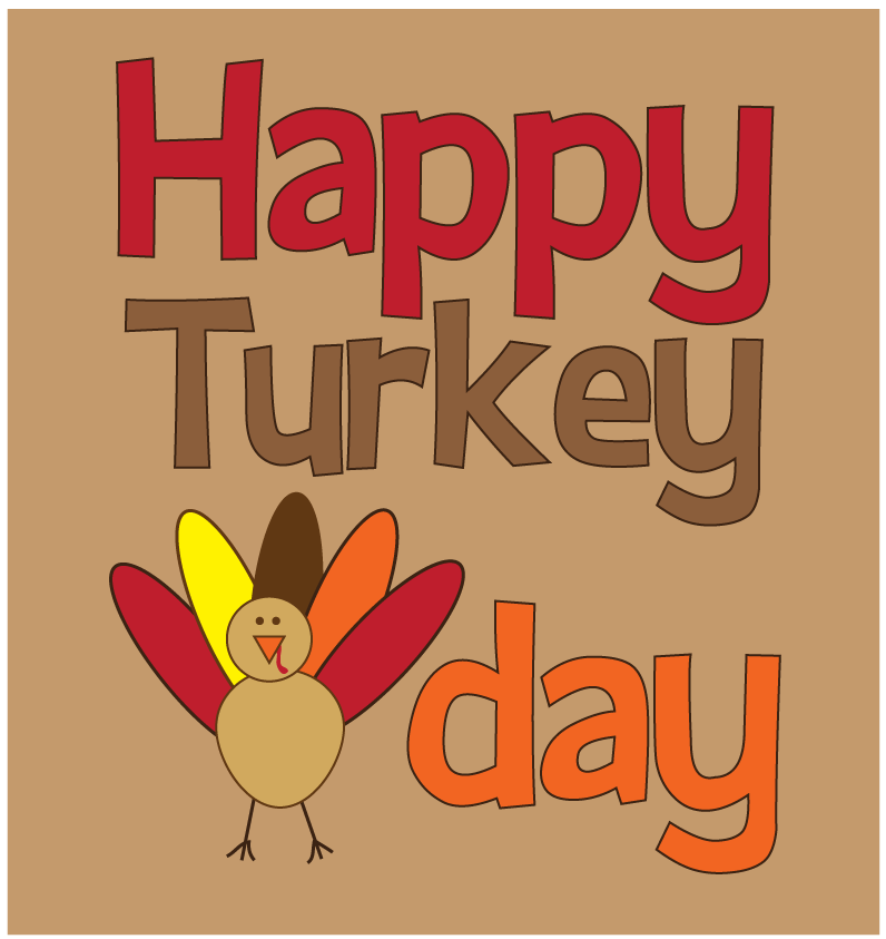 happy thanksgiving clip art - photo #22