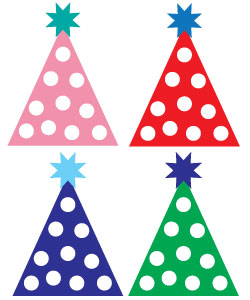 party hat clipart