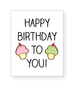 free happy birthday signs to print
