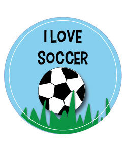 free soccer clipart