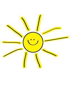 sun clipart