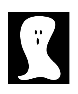 free ghost clipart