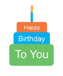 birthday cake graphics