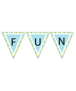 picture regarding Free Printable Banners and Signs referred to as Free of charge Birthday Clipart! Printable want tags, pennant banners