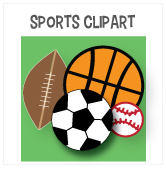free football clipart